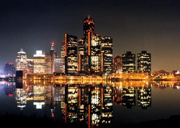 how about moving to detroit?